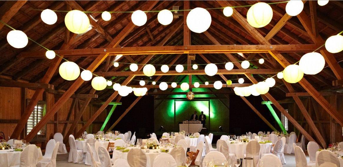 Bausätze für Partybeleuchtung und Gartenbeleuchtung